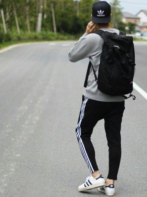 ファッション スポーツミックス