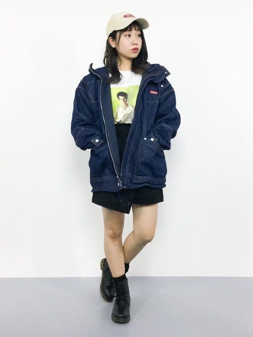 x-girl ジャケット