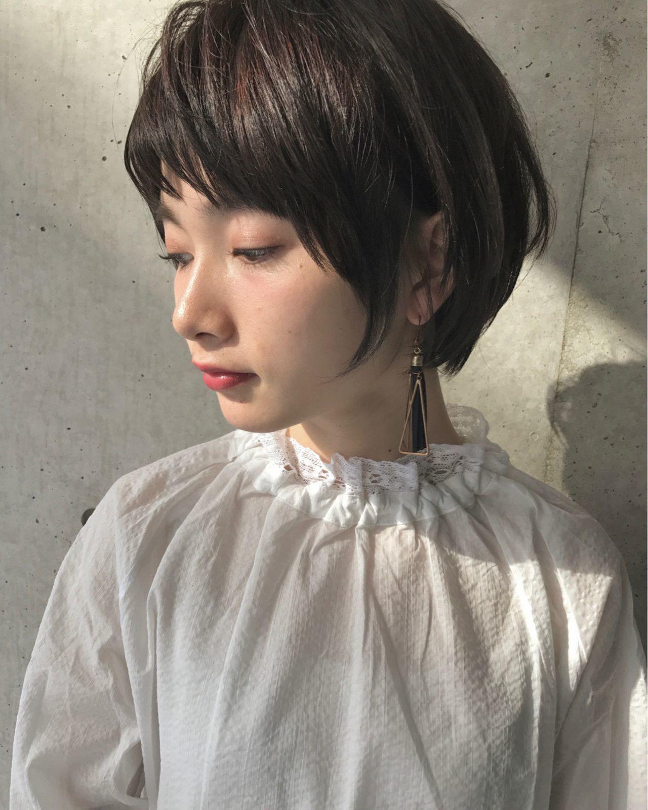 髪型 にっしー