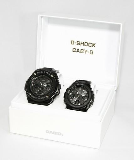 f37a76b833 Gショック × ベビーG ペアモデル G-SHOCK × BABY-G Pair Model
