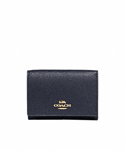 aecab462403b レディースの二つ折り財布ブランド1. コーチ. 【コーチ】スモール フラップ ウォレット