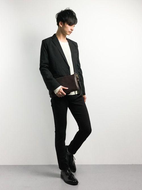 男性は「スマートカジュアル」が好印象!基本の着こなし方&コーデ集