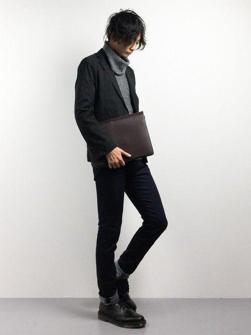 男性は「スマートカジュアル」が好印象!基本の着こなし方&コーデ集の14枚目の画像