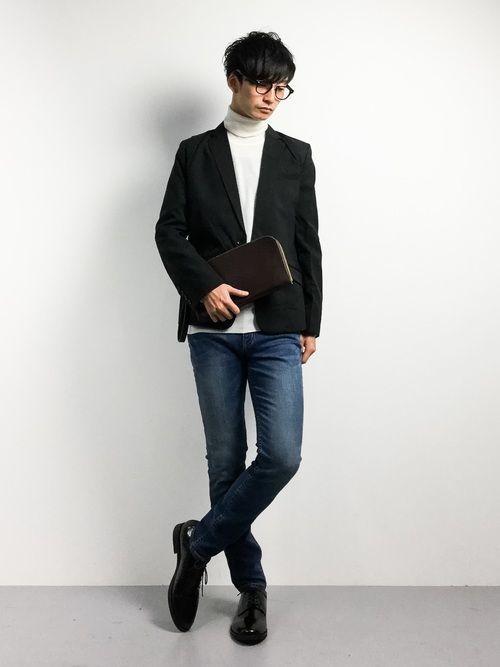 男性は「スマートカジュアル」が好印象!基本の着こなし方&コーデ集の15枚目の画像