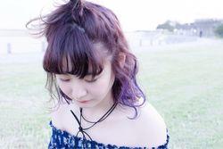 ボブをもっとおしゃれに♪紫のインナーカラーおすすめヘア13選
