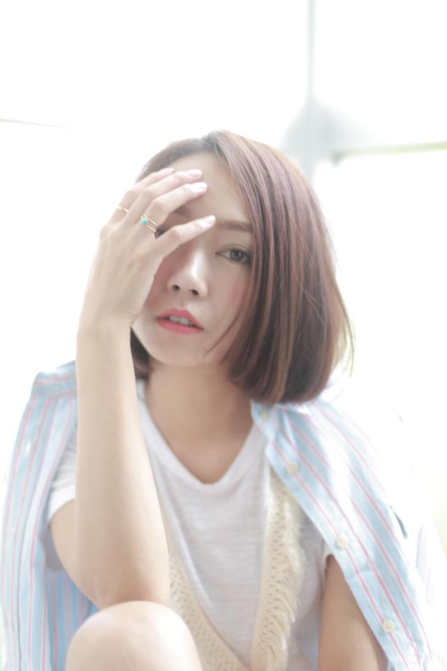 湿度の高い時期こそ!アイロンで作れるサラサラ美髪ストレート♡の2枚目の画像