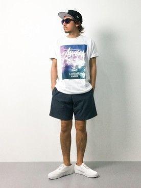 おしゃれ男子必見!夏のメンズおすすめTシャツ!【ブランド10選】の24枚目の画像