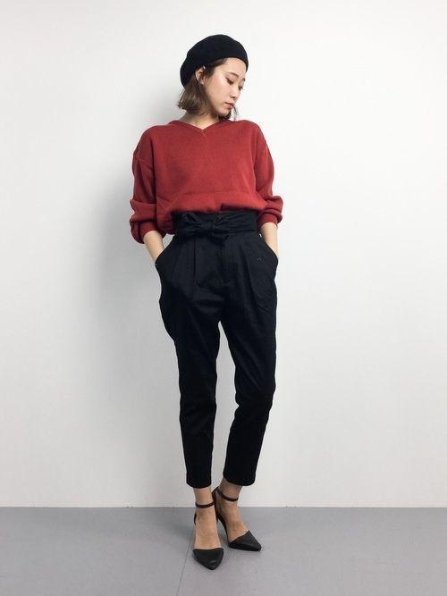 ハイウェストは2017年もトレンドのアイテムです♪今年の秋服のハイウェストは胸下まで伸びるパンツやスカートが出てくるそう!ハイウェストが人気な理由はおなか周りを
