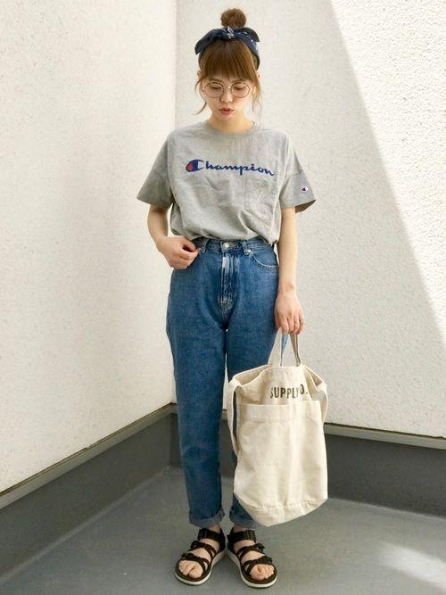 Tシャツをもっと楽しめ。周りと差をつけるレディースブランド特集!