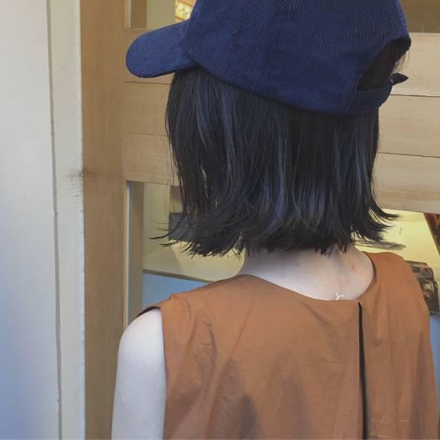 前髪セット方法も♪ロングヘア女子向けかわいいキャップのかぶり方♡の15枚目の画像