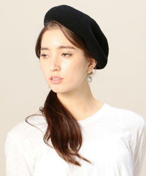 可愛いコールが止まらない!秋冬に断然おすすめ、ベレー帽の被り方♡の5枚目の画像