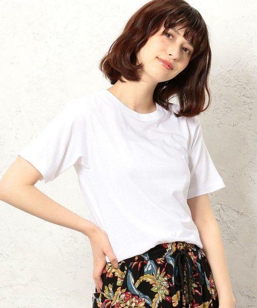 着回し力抜群♡夏にぴったりパックTシャツをコーデにプラスしよう!