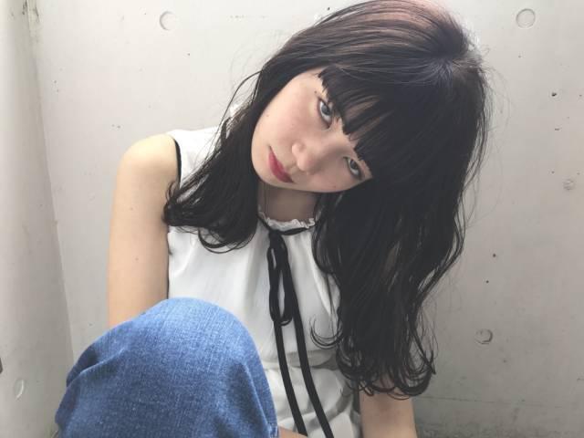 イメチェンするなら黒髪に♡おしゃれさん必見の黒髪ヘアカタログ!