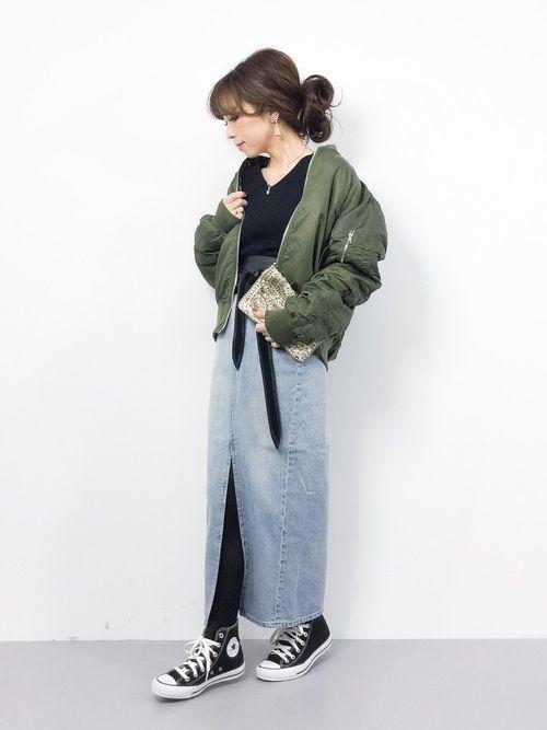 今年いちばん女度高めな私に♡秋冬ロングスカートの魅力を徹底解説!の12枚目の画像