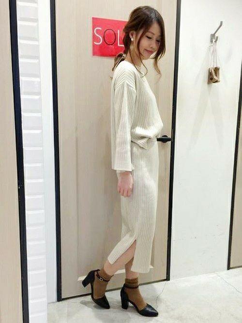 今年いちばん女度高めな私に♡秋冬ロングスカートの魅力を徹底解説!の9枚目の画像