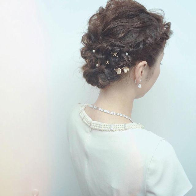 レディなヘアスタイルにする魔法♡おすすめパールヘアピン&アレンジ