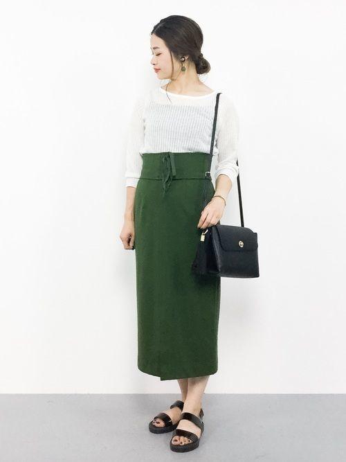 2019年はコルセットスカートがくる!かわいいコーデの作り方♡の5枚目の画像