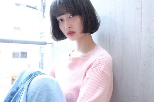 黒髪×ストレートでモテを叶える♡レングス別ヘアカタログ・アレンジ
