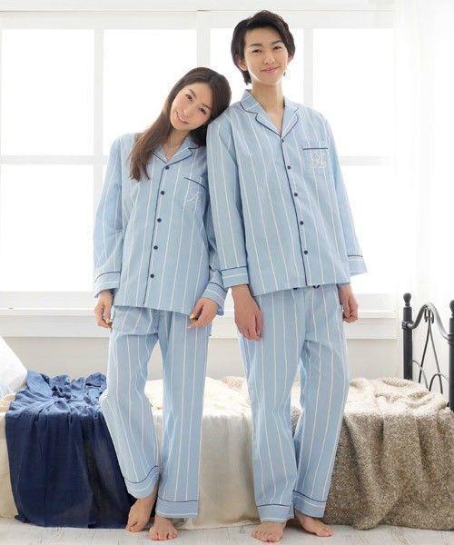 【大人気ペアパジャマ特集】お揃いのパジャマで愛を深めましょう♡