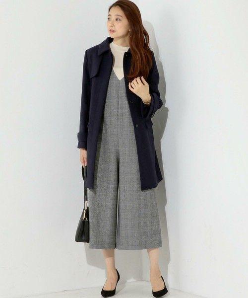 今年の冬は、フェミンなAラインコートでみんなの視線を独り占め♡の4枚目の画像