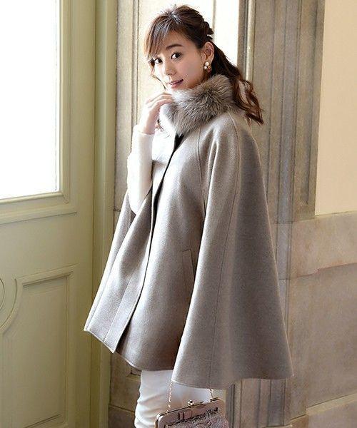 【冬は可愛いコートでモテ女子に】レディースおすすめコート8選♡の2枚目の画像