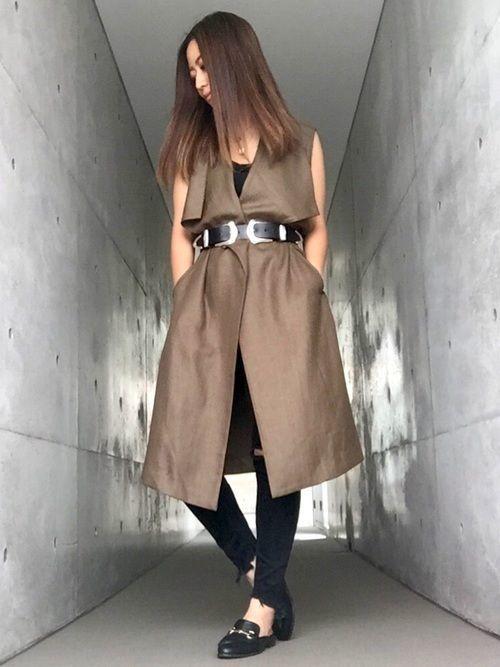 トレンドの【ローファーミュール】気になる履き方・コーデご紹介♡の7枚目の画像