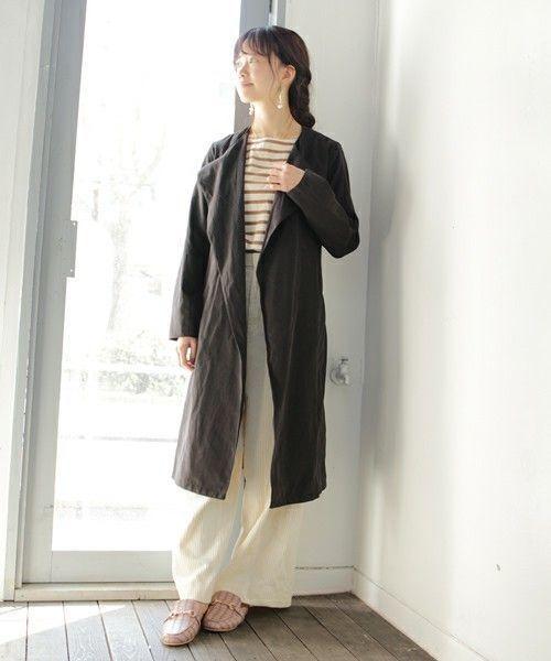 トレンドの【ローファーミュール】気になる履き方・コーデご紹介♡の8枚目の画像