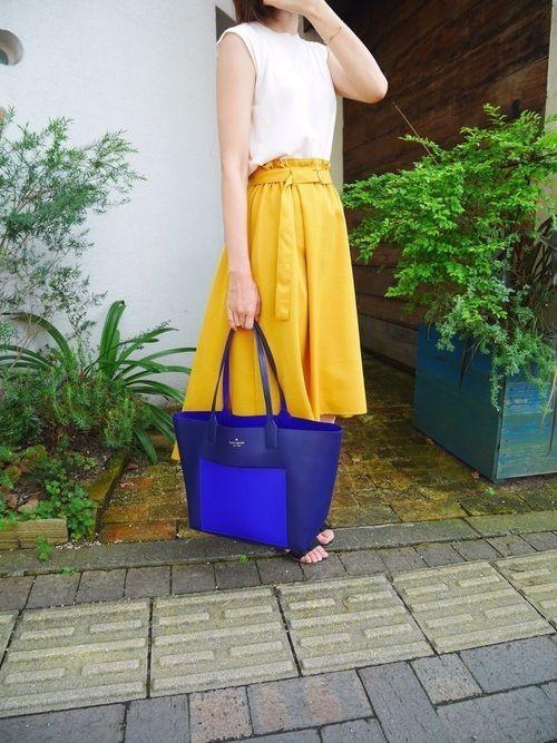 【女子大学生必見】通学にぴったり♡A4入るレディーストートバッグの6枚目の画像