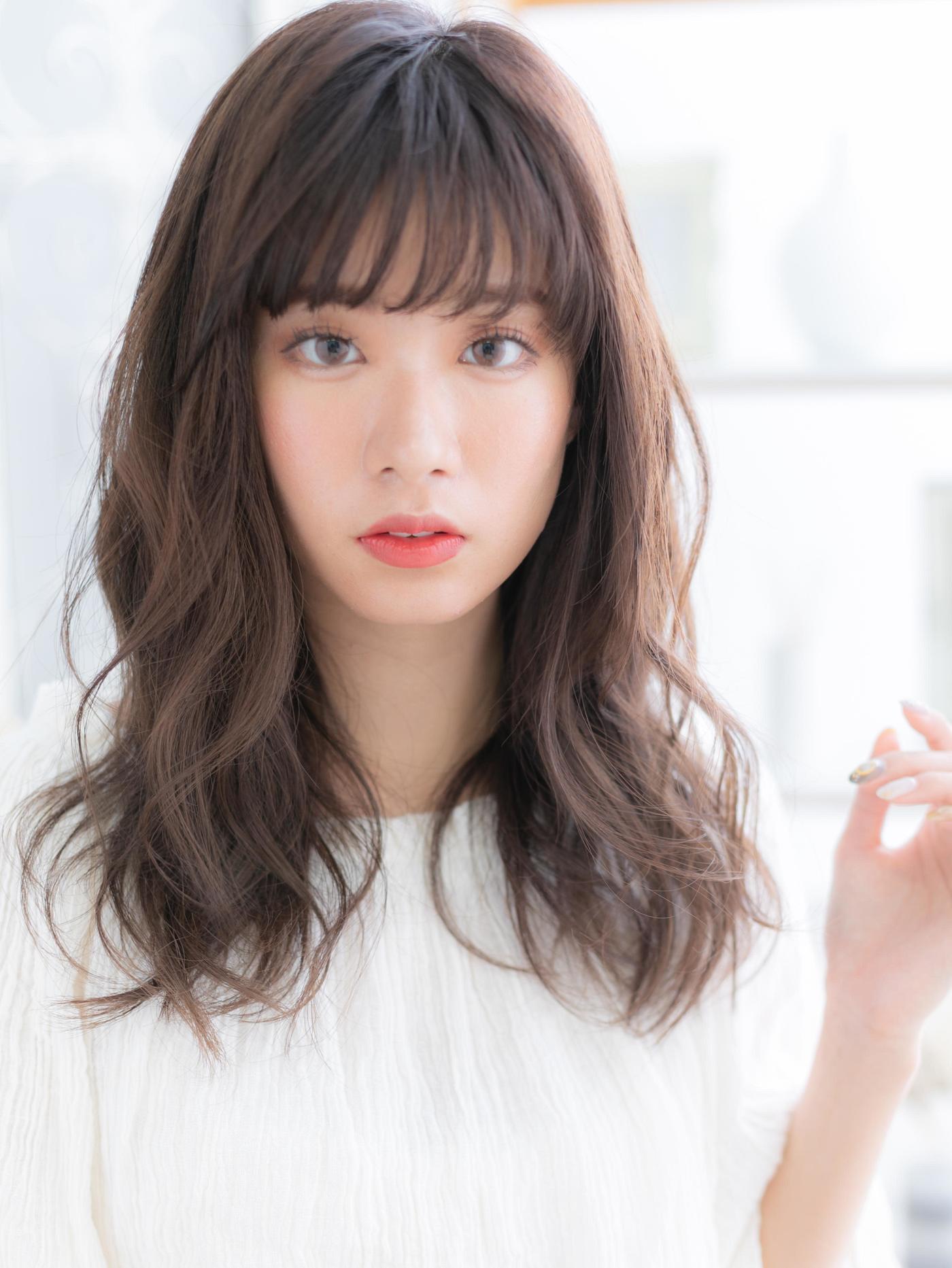 2021最新【ブルベ夏のヘアカラー】サマータイプに似合う髪色特集の3枚目の画像