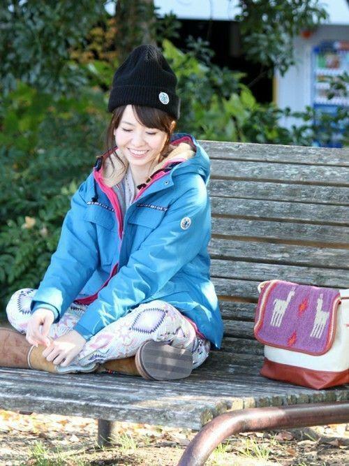 1年間の山ガールファッションがわかる!登山コーデを楽しもう♡