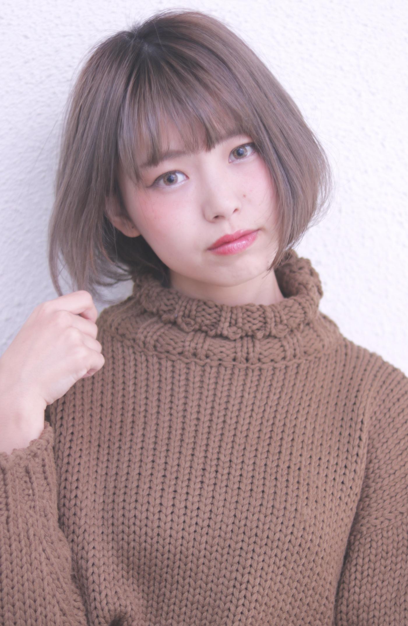 《最新版》面長さんに似合う髪型厳選!面長を生かして美人魅せ♡の12枚目の画像