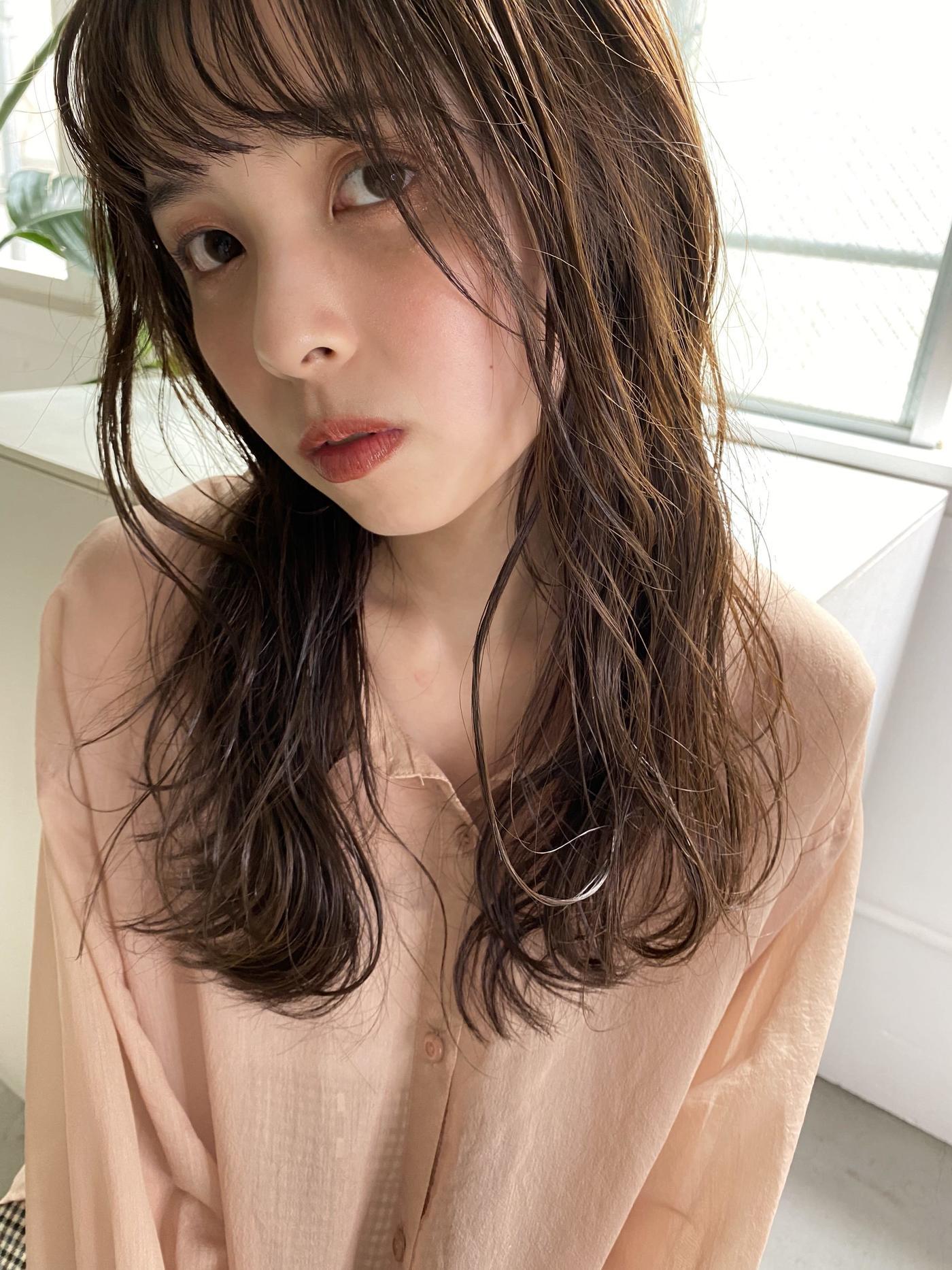《最新版》面長さんに似合う髪型厳選!面長を生かして美人魅せ♡の15枚目の画像