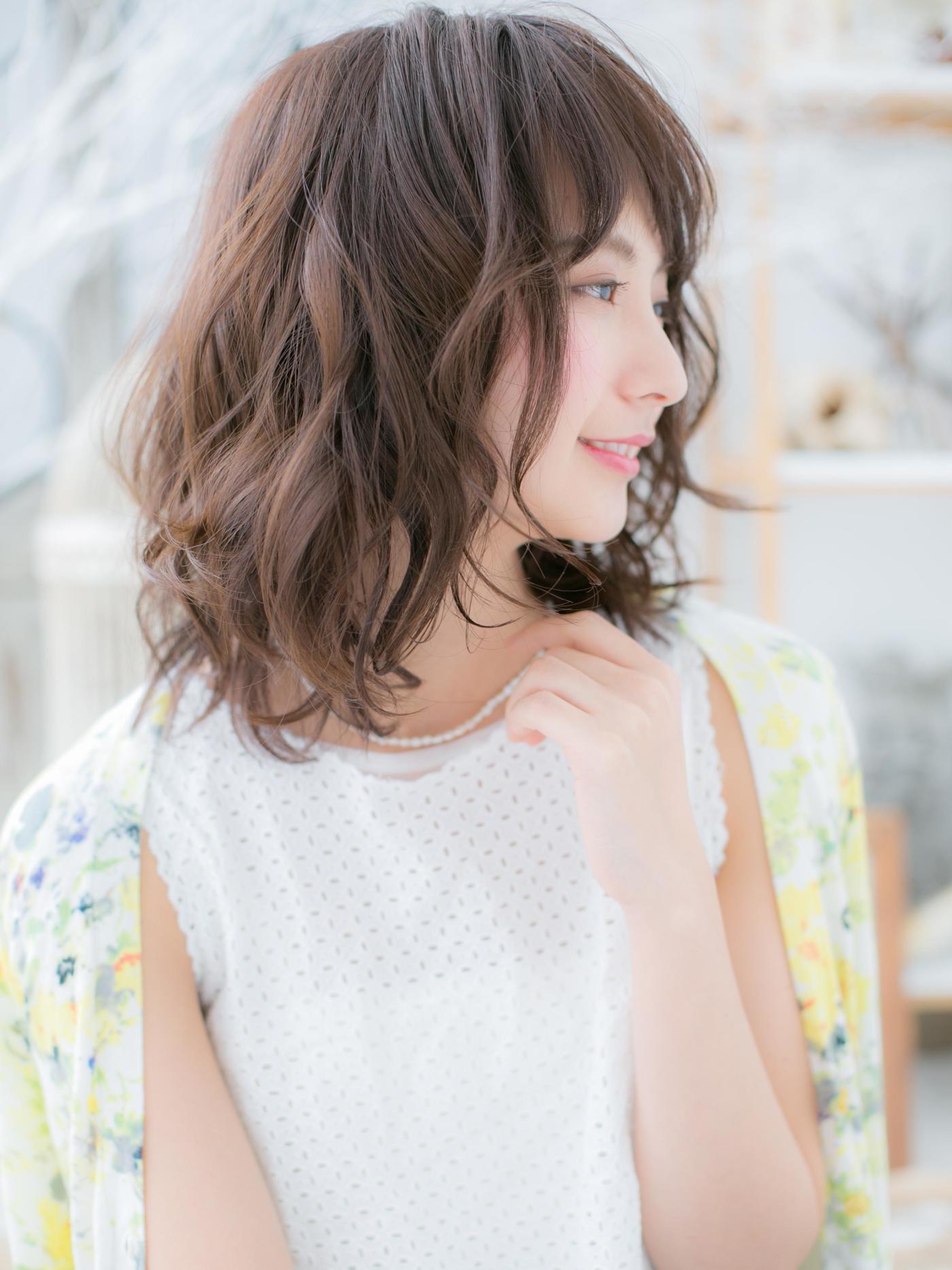 《最新版》面長さんに似合う髪型厳選!面長を生かして美人魅せ♡の22枚目の画像