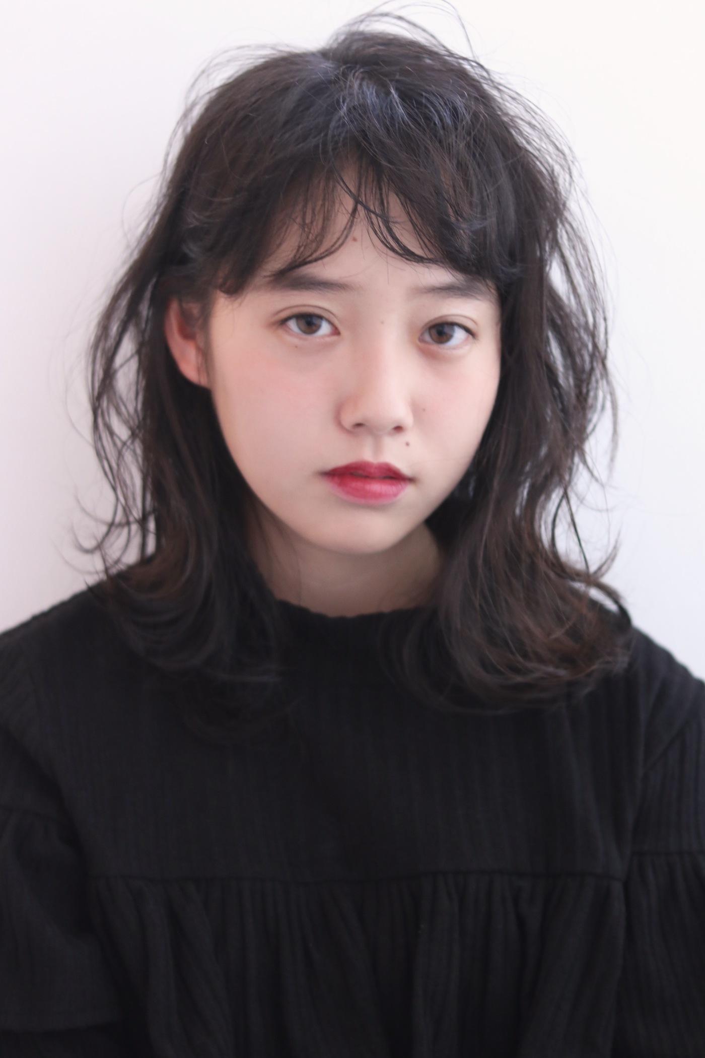 《最新版》面長さんに似合う髪型厳選!面長を生かして美人魅せ♡の31枚目の画像