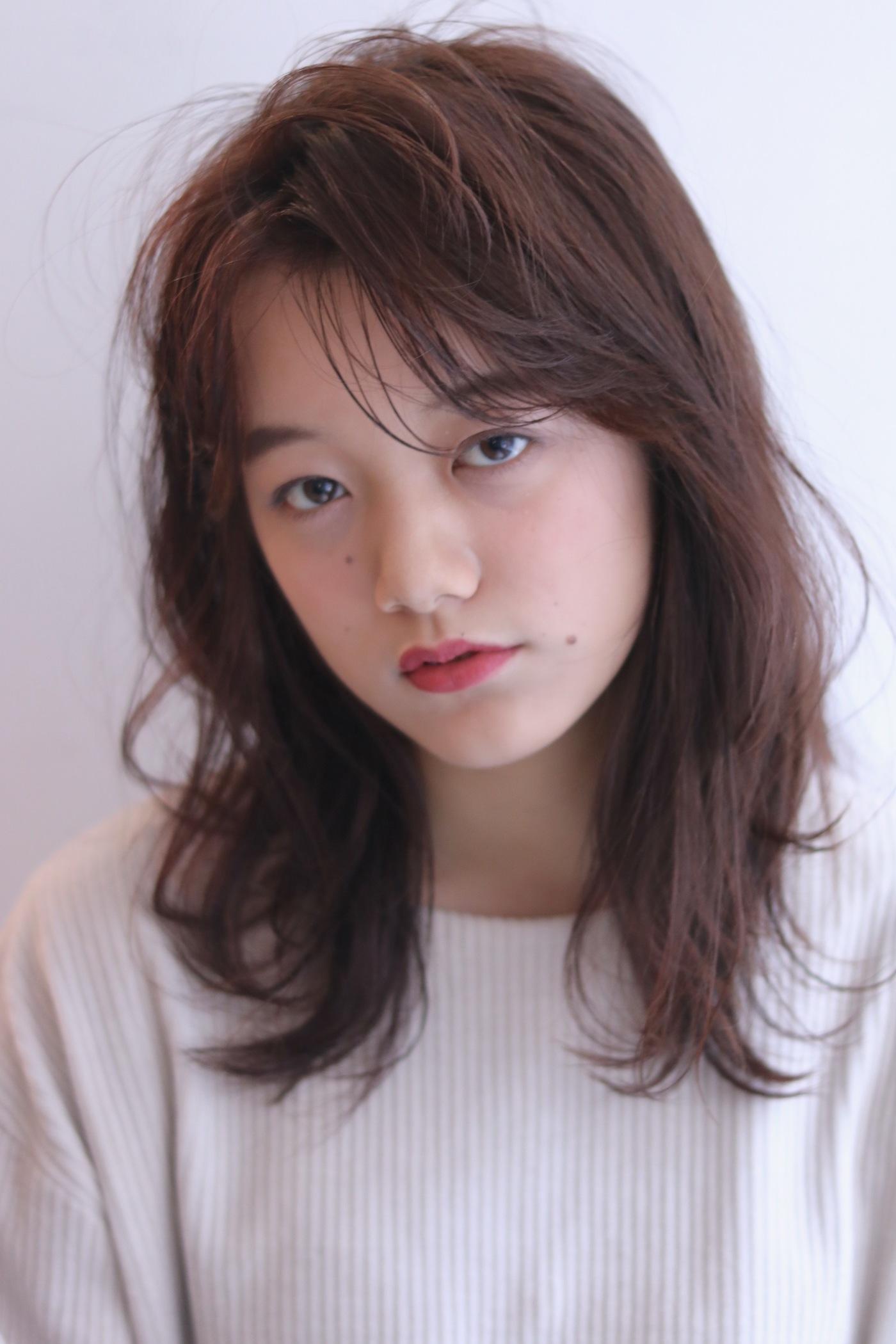 《最新版》面長さんに似合う髪型厳選!面長を生かして美人魅せ♡の30枚目の画像