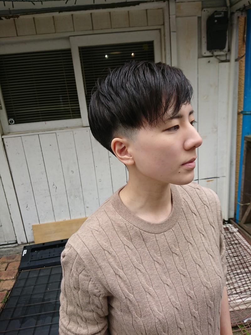 ブロック ツー 直毛×ツーブロックで失敗…。サイドが浮く人向けの髪型!頼み方〜セットまで解説!