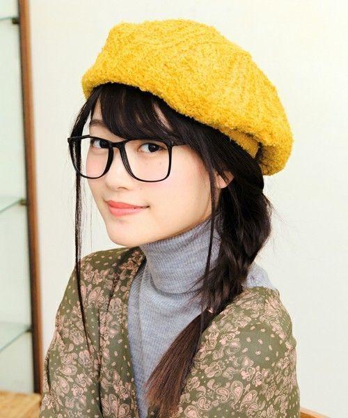 おしゃれさん必見♡モテを呼び込む1weekベレー帽の髪型アレンジの14枚目の画像