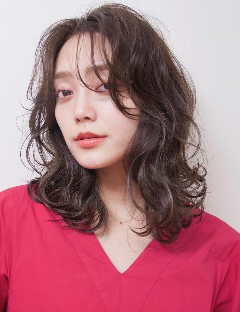 韓国ヘアスタイルカタログ│今人気の髪型は?2021年トレンド特集