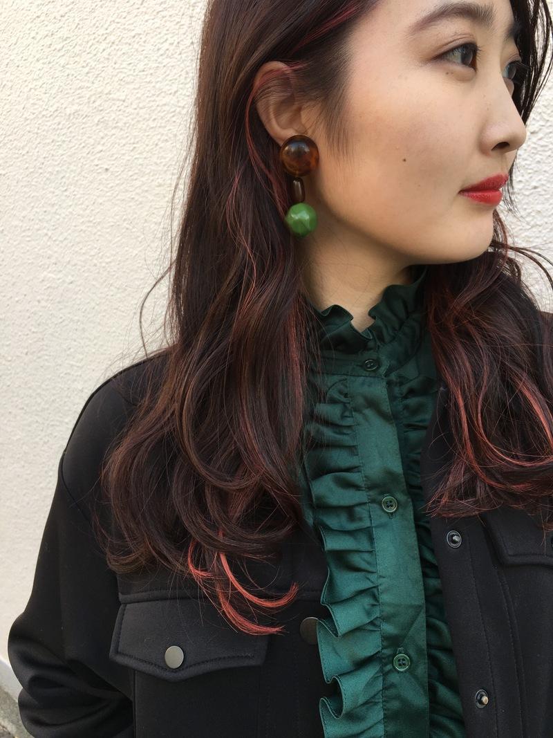 おしゃれヘアの新定番♡波ウェーブパーマのスタイル紹介
