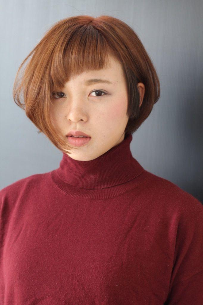 個性的なアシメ前髪♡アレンジで幅広いおしゃれを楽しもう♪の4枚目の画像
