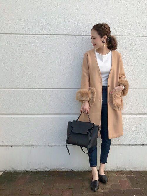 メンズウケ◎なブラウンコートを秋冬に取りいれておしゃれさんに♡の18枚目の画像