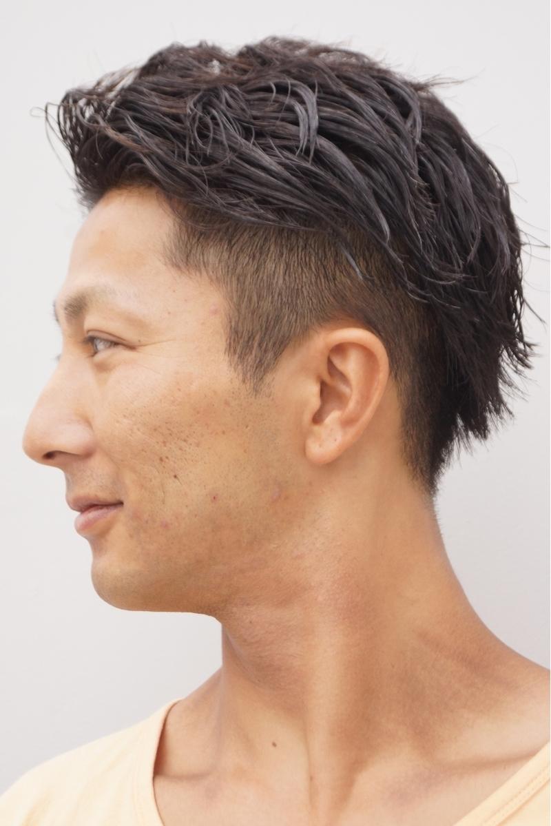 刈り上げ ツー ブロック ツーブロックとはどんな髪型?刈り上げとの違いは?