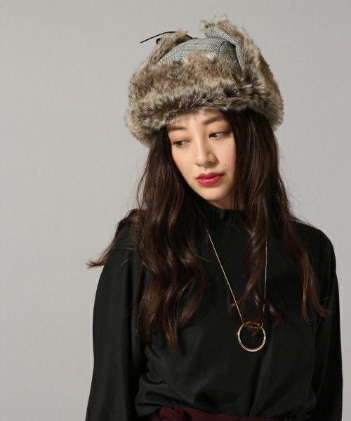 最旬帽子【フライトキャップ】で秋冬コーデはなんでもキマる