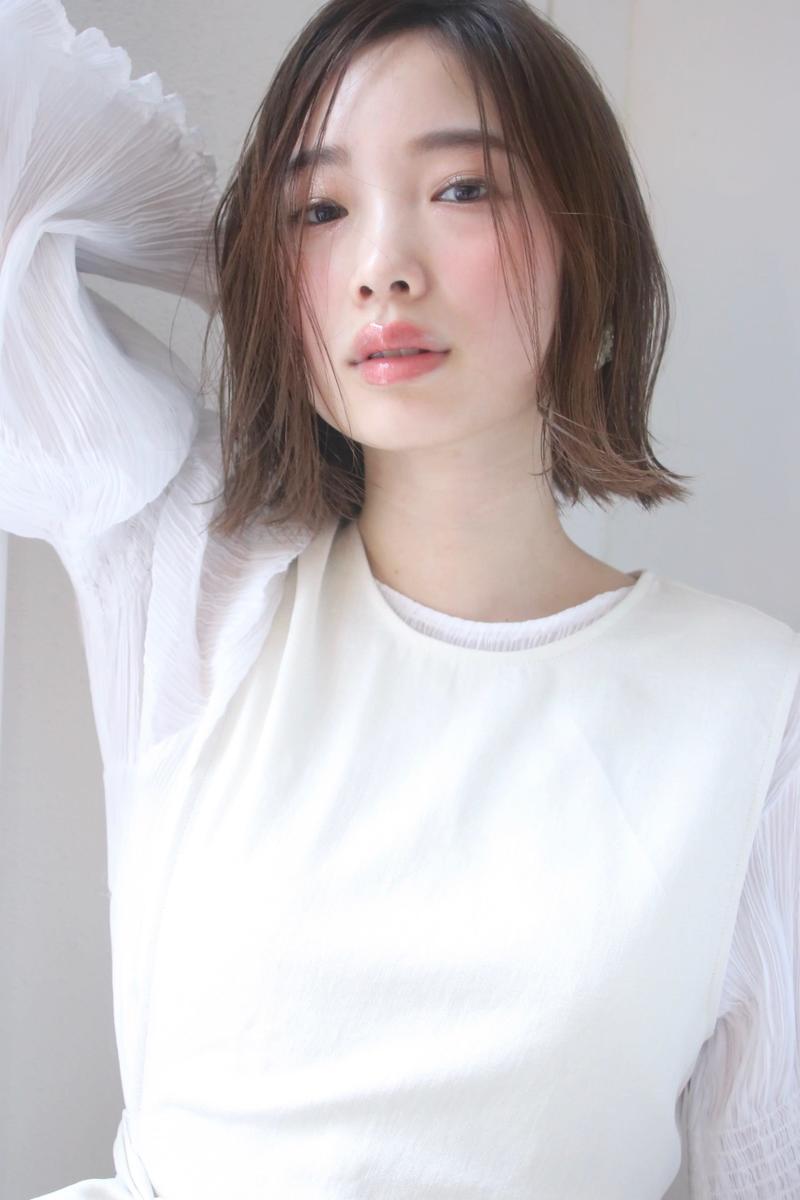 コンプレックスを味方に♡ベース顔さんにおすすめのショートヘア特集