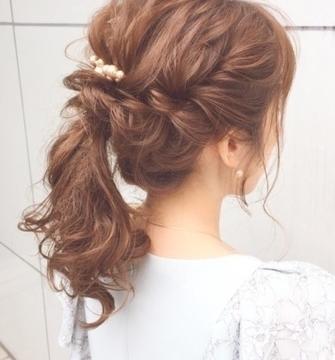 【パーティのためのアレンジ特集】とっておきの髪型で輝くあなたへ♡