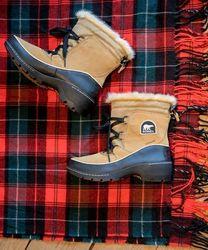 ムートンだけじゃない!これで冬を乗り切る♥保温性に期待できる冬靴