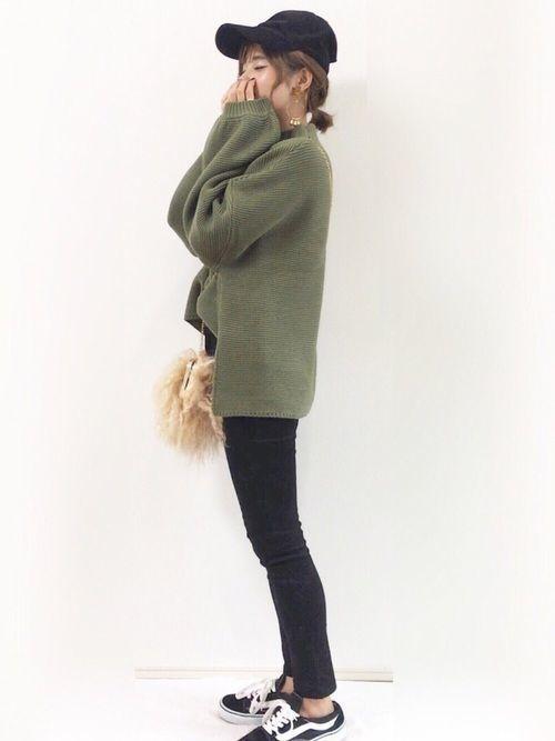 前髪セット方法も♪ロングヘア女子向けかわいいキャップのかぶり方♡の31枚目の画像