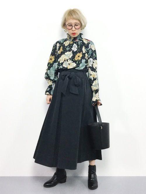 【コーデュロイスカート】で秋冬おしゃれを制覇せよ!♡の18枚目の画像