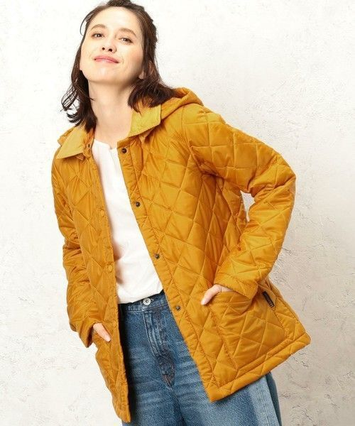 英国の老舗ブランド「ラベンハム」のキルティングコートをご紹介♪