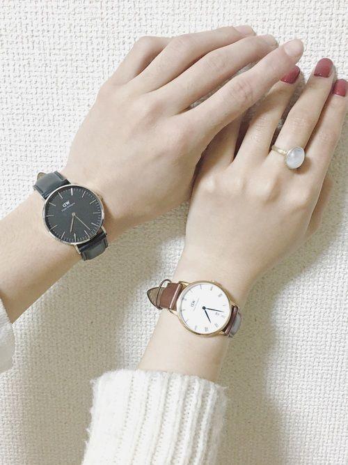 お 揃い 時計